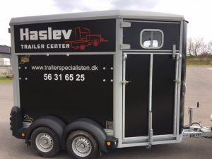 Ultramoderne Heste trailer udlejning – Haslev Trailer Center IE-36